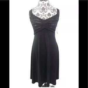👗 Dress Barn Black Sleeveless Cocktail 👗